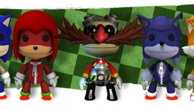 Photo of LittleBigPlanet: Cacilda, skins de Sonic Unleashed atrasadíssimas!