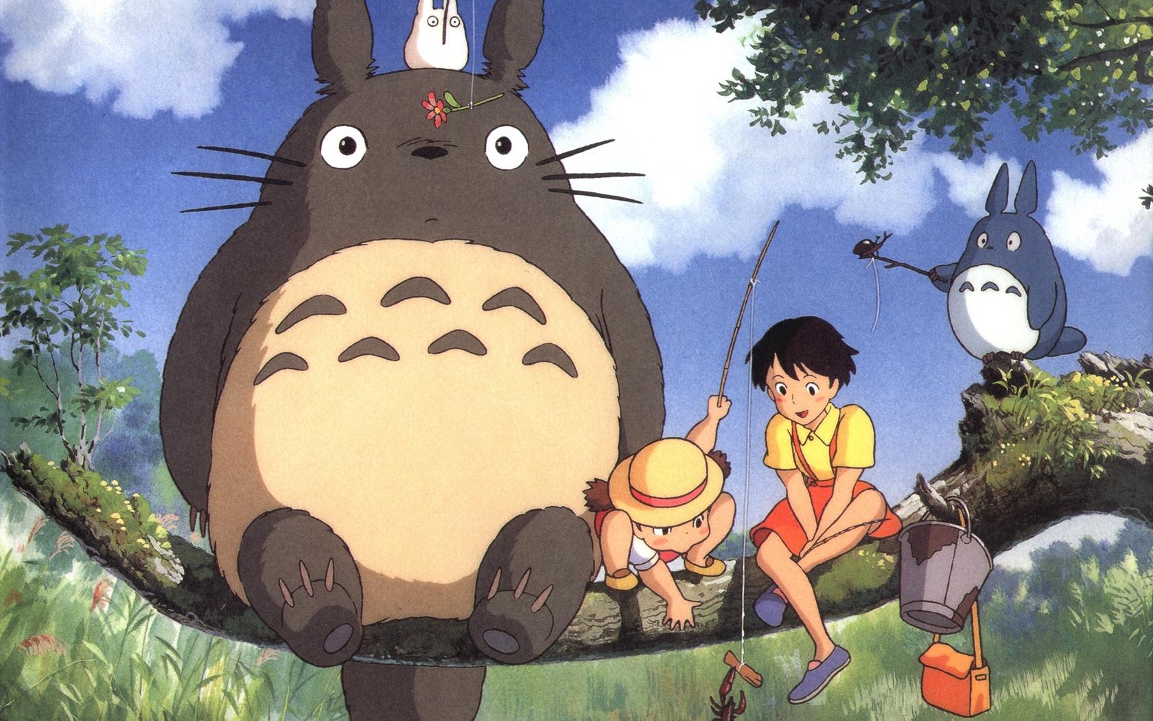 Photo of Wallpaper do dia: Tonari no Totoro!
