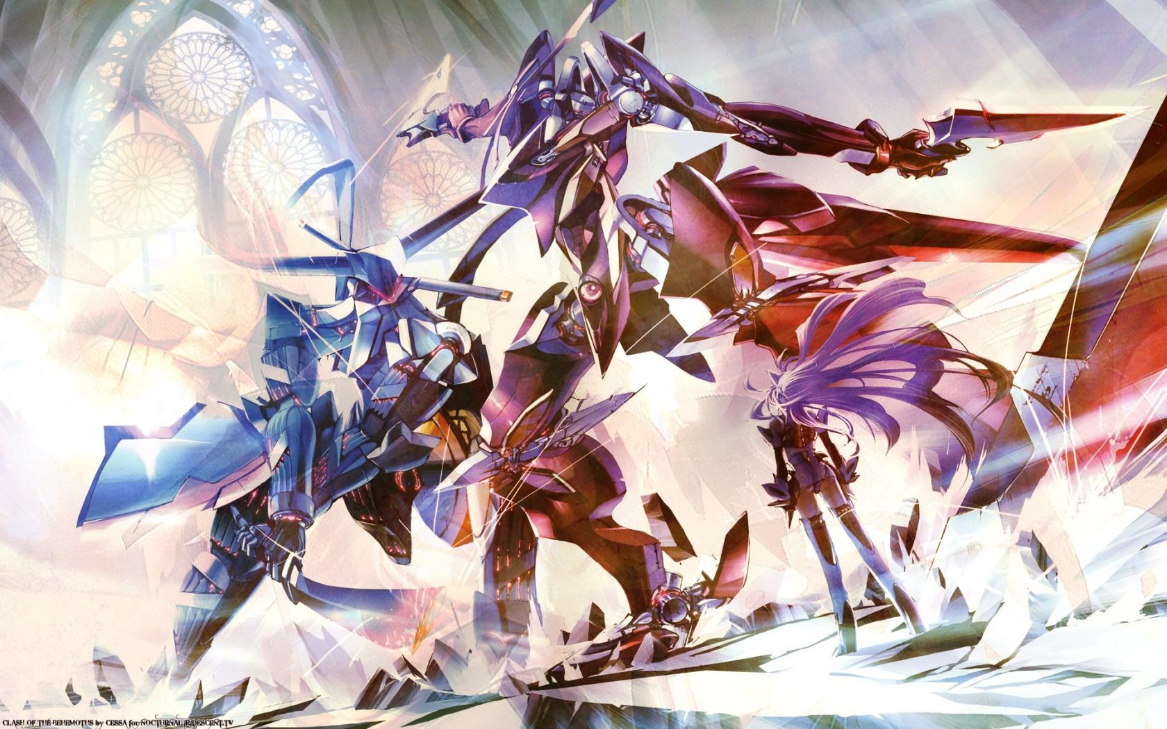Photo of Wallpaper do dia: Xenosaga!