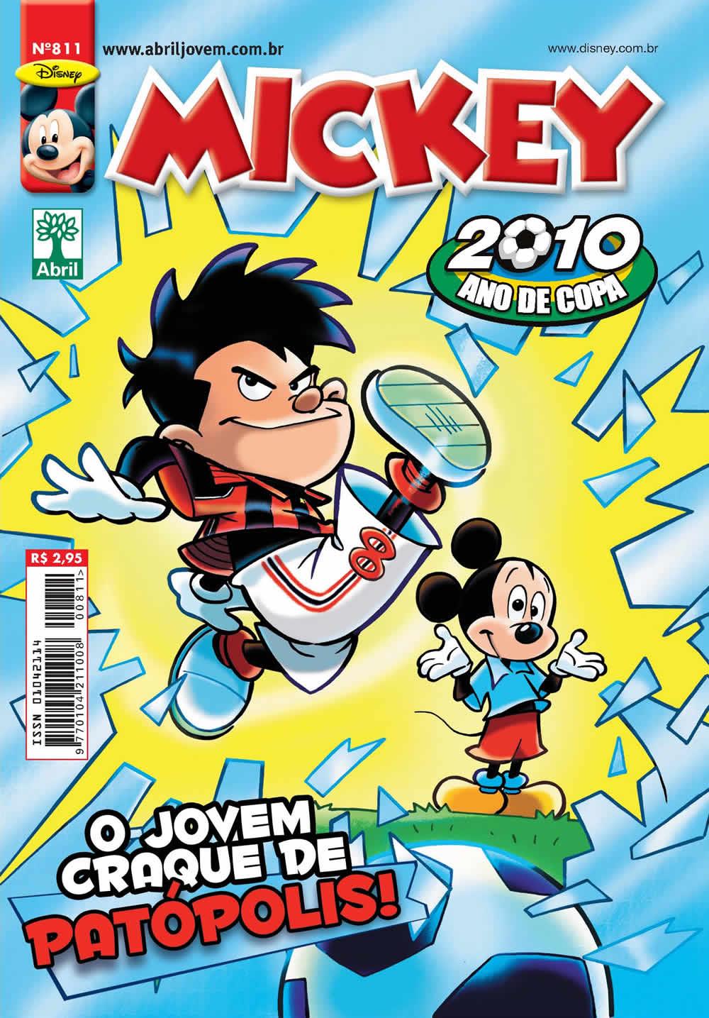Photo of HQ Disney: Veja as capas das edições de Abril e Maio!