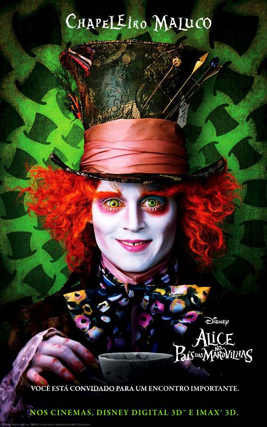 Photo of Cinema: Alice no País das Maravilhas – Eu Fui!