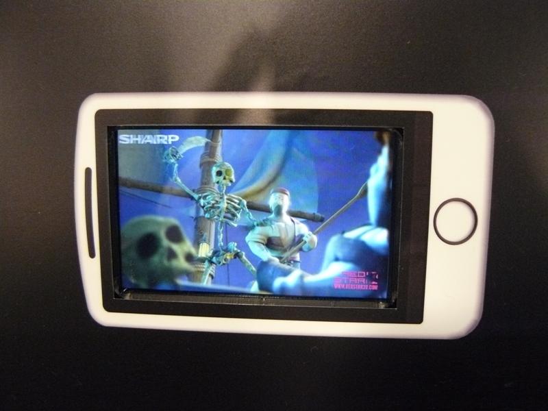 Photo of Nova tecnologia em telas LCD da Sharp é a mesma usada no Nintendo 3DS?