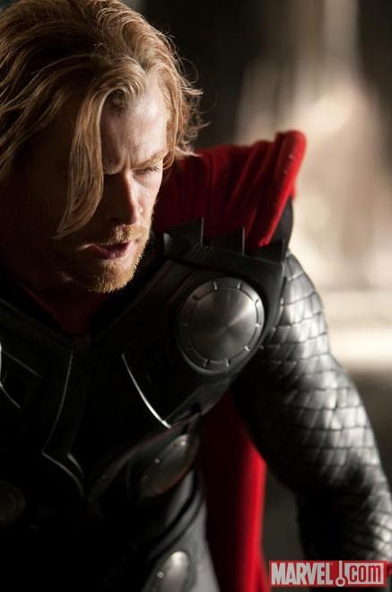 Photo of Cinema: Primeira foto de Thor finalmente saiu! Pelas barbas de Odin!