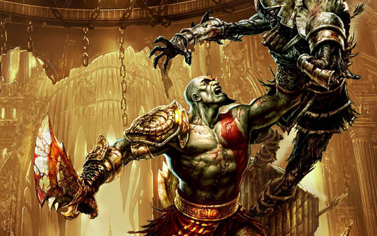 wallpaper god of war. wallpaper god of war