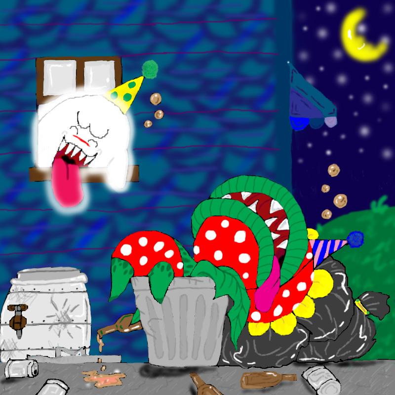 Photo of Nintendo encerra campanha de Mario Party e traz Miis para uma festa! [Wii]