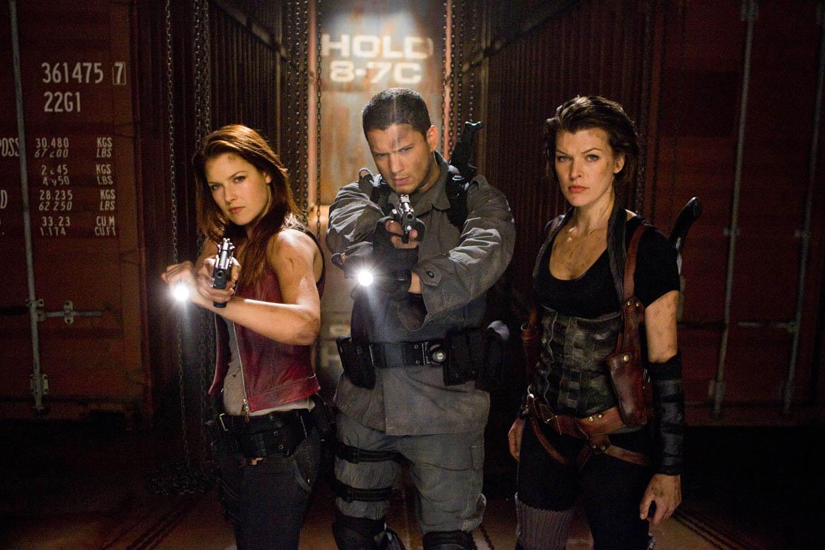 Photo of Primeiro pôster e novas imagens de Resident Evil: O Recomeço [Cinema]