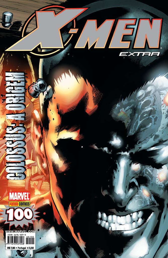 Photo of X-Men Extra nº 100 [Abril 2010] [MdQ]