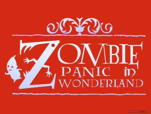Photo of Zombie Panic in Wonderland chegou hoje ao Wii!