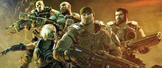 Photo of Gears Of War 3 na capa da Game Informer de Junho! [X360]