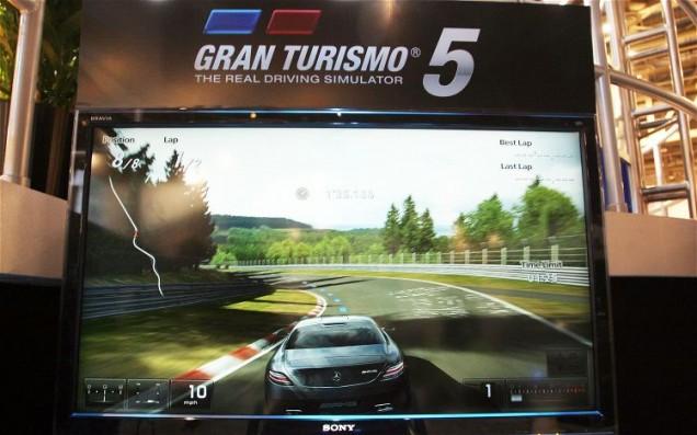 Photo of Gran Turismo 5 em 90%! Será que o game fica pronto ainda esse ano? [PS3]