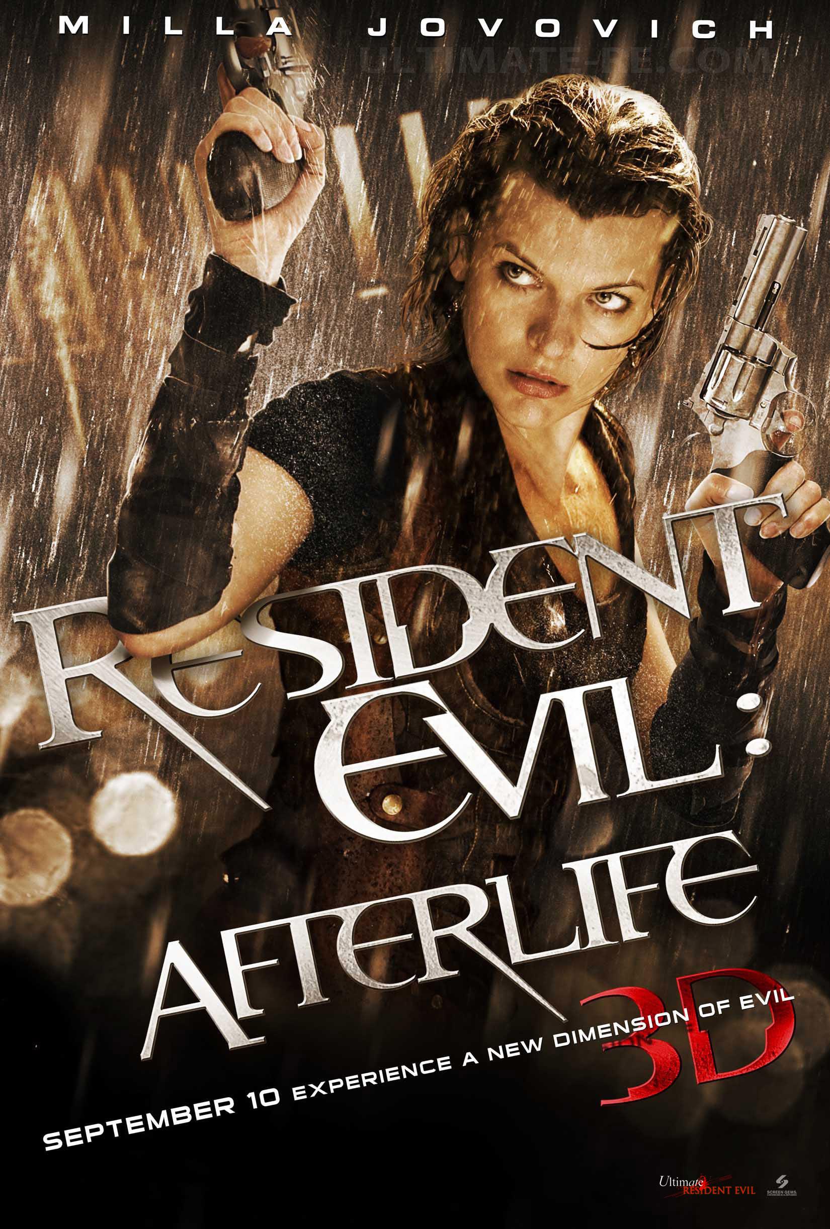 Resident Evil: O Recomeço pôster