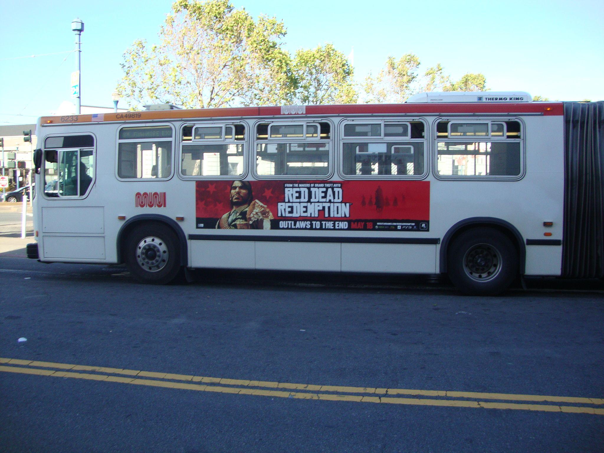 Photo of Propaganda em tudo que é lugar! Red Dead Redemption [PicArt]