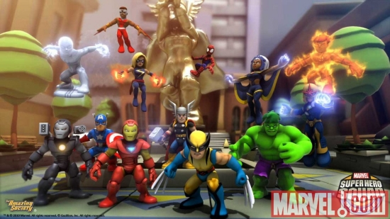 Photo of Marvel anuncia seu MMO baseado em Marvel Super Hero Squad!