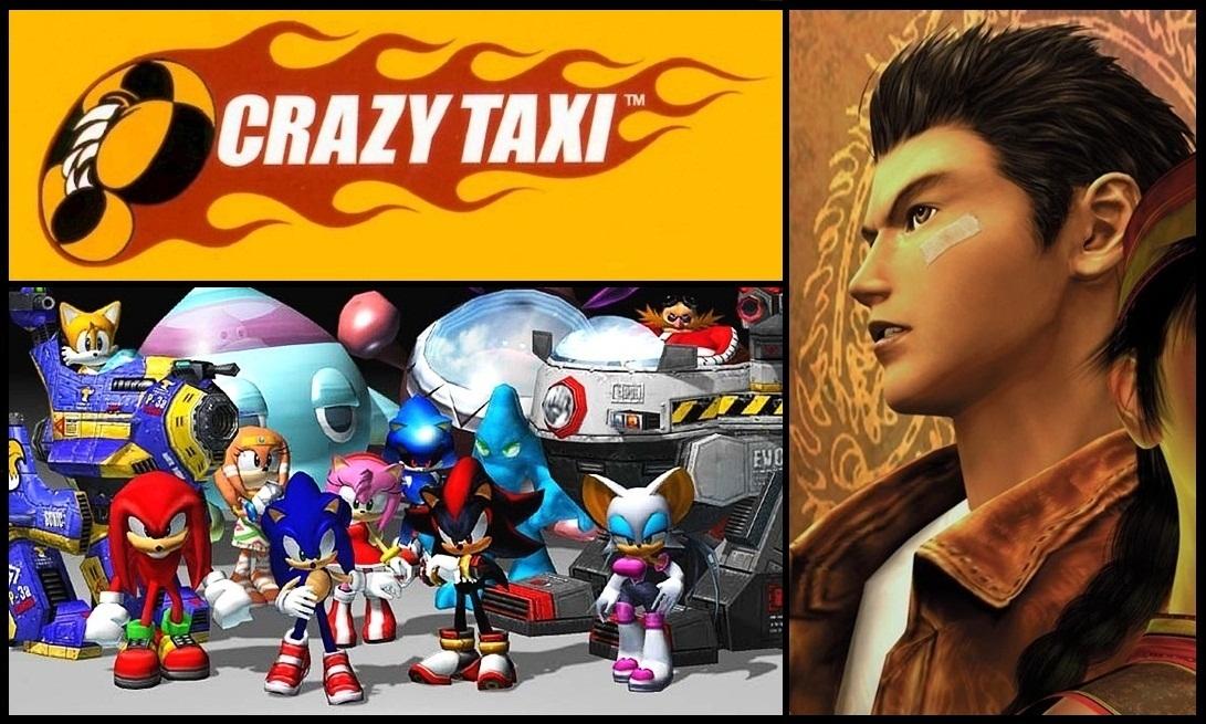 Photo of Ouviram nossas preces! Jogos de Dreamcast serão relançados!! E com troféus/conquistas! [PSN/XBLA]
