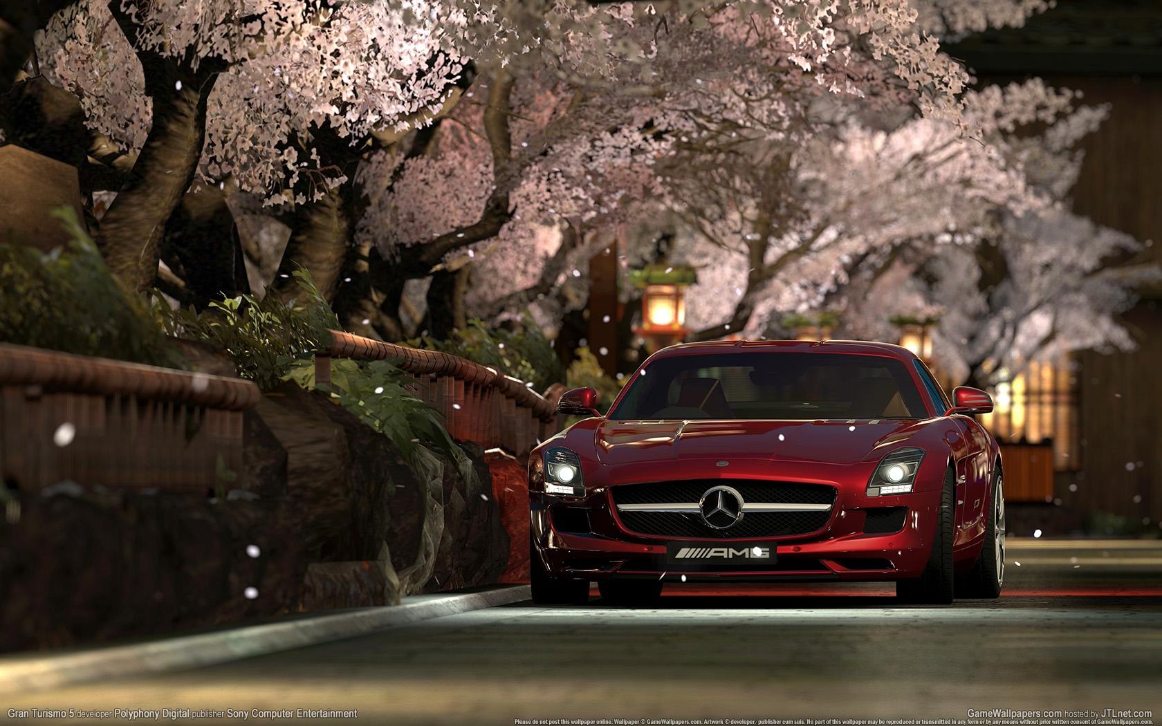 Photo of Wallpaper do dia: Gran Turismo 5!