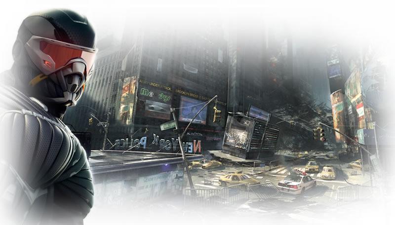 Photo of Que tal um trailer de gameplay de Crysis 2? Repare nos gráficos! [PS3/X360/PC] [E3 2010]