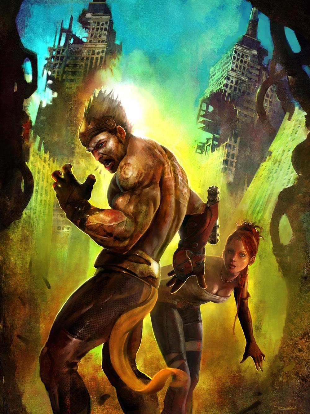 Photo of Enslaved: Odyssey to the West ganha trailer para E3! [PS3/X360]