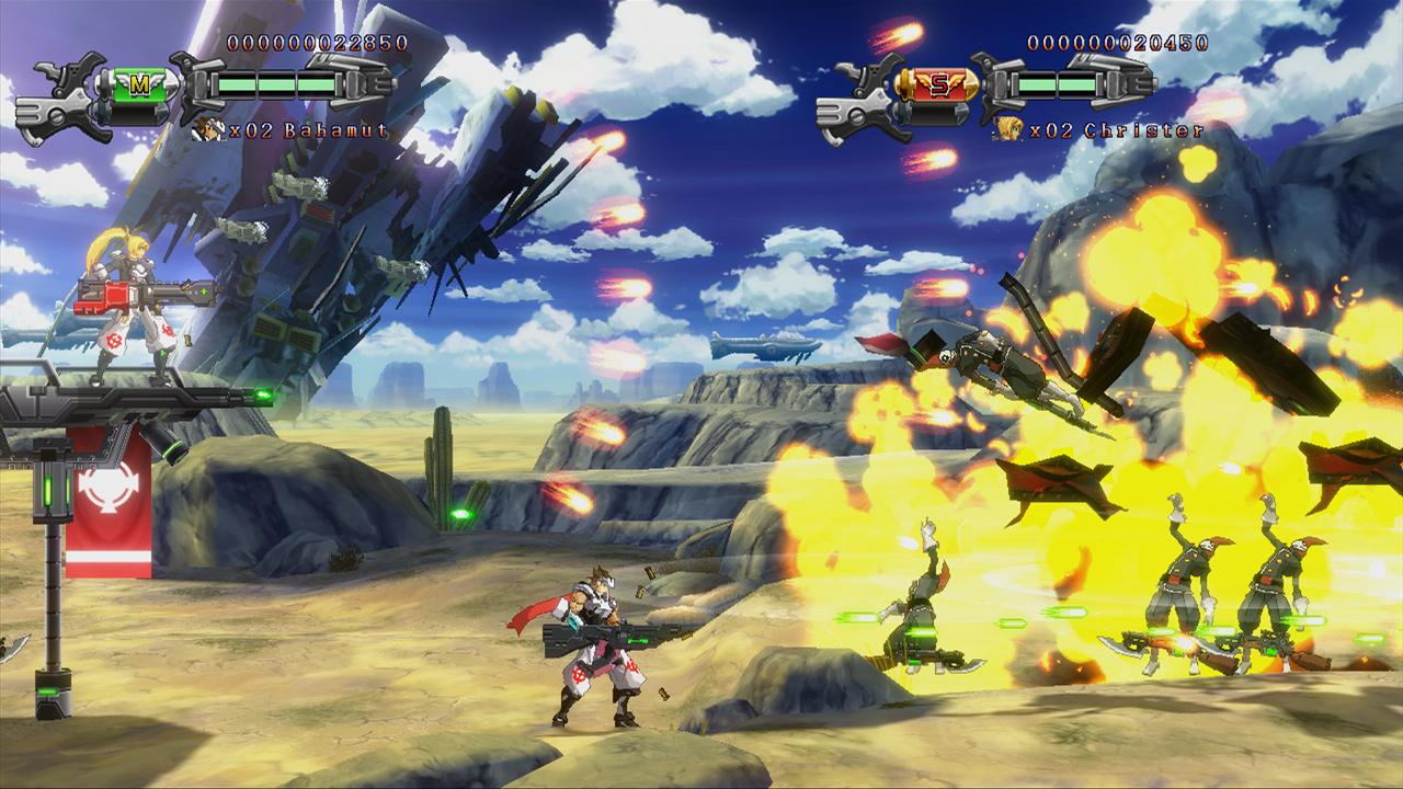 Photo of Konami anuncia Hard Corps: Uprising: novo Contra, mas sem o nome clássico