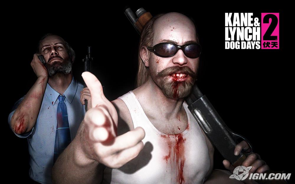 Photo of Kane & Lynch 2: Dog Days ganha seu trailer da E3! Mas que jogo é esse mesmo? [X360/PS3/PC]