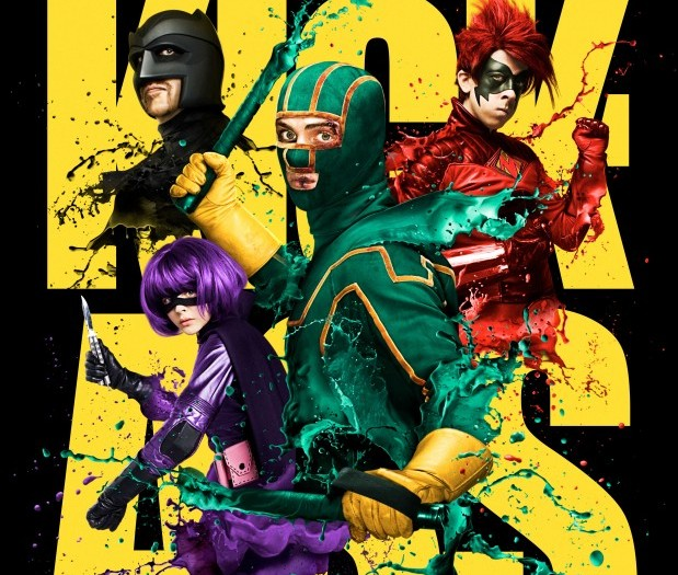 Photo of Kick-Ass: Quebrando Tudo – Eu fui! [Cinema]