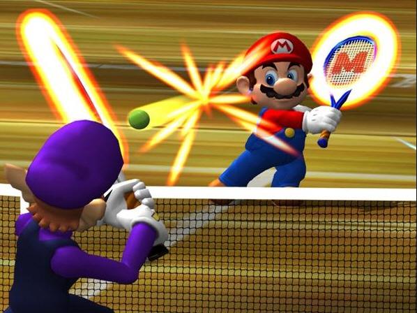 Photo of Mario Tennis chega ao Virtual Console [Wii]