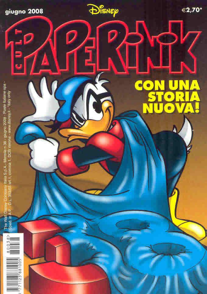 """Photo of HQ: Já ouviu falar da """"Paperinik Cult""""? Por que o Brasil não tem uma revista solo com o Superpato?"""