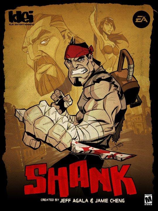 Photo of Klei e EA liberam mais um trailer de Shank! [E3 2010]