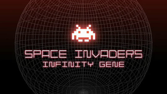 Photo of Space Invaders Infinity Gene chegando na E3! [PS3/360]