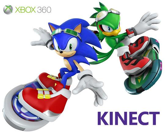 Photo of Demonstração de Sonic Free Riders dá uma noção das possibilidades do Kinect! [X360] [E3 2010] [Reflexão]