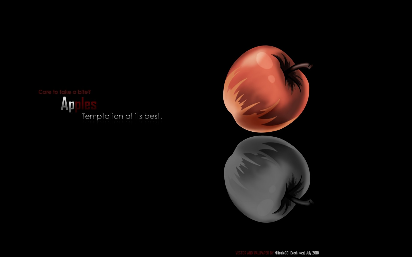 Photo of Wallpaper do dia: Death Note!