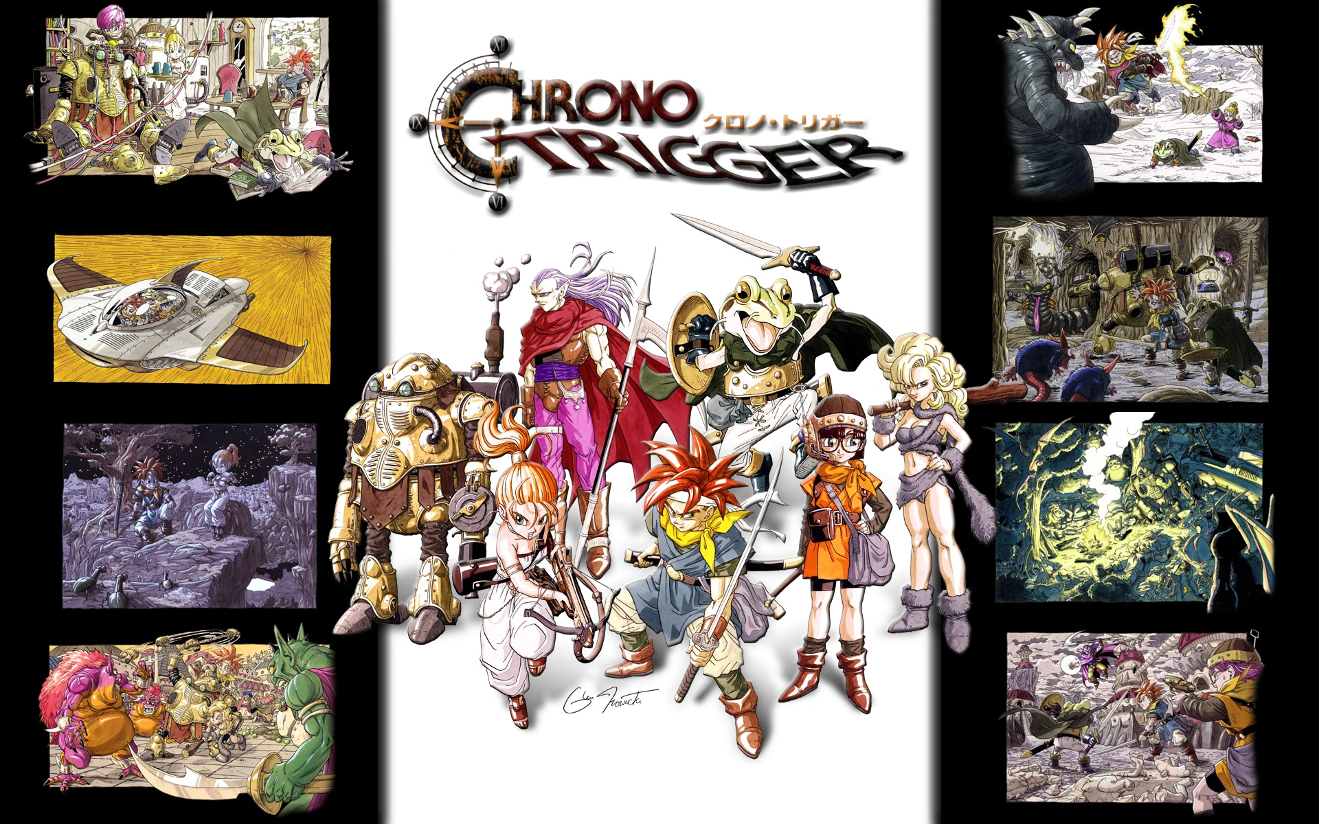 Photo of Em 1995, o mundo conhecia Chrono Trigger! [SNES] [Retro Games] [Post do Recruta]