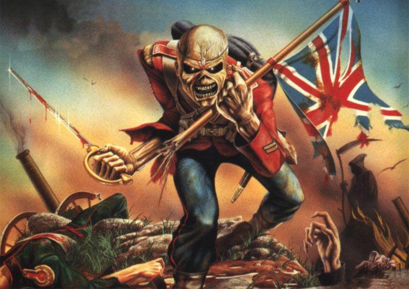 Photo of No dia Mundial do Rock, Iron Maiden divulga seu novo videoclipe!