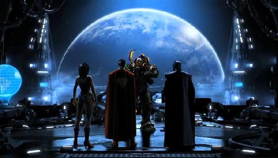 DC Universe Online: novo trailer de tirar o fôlego revelado em San Diego! [PS3/PC/CC2010]