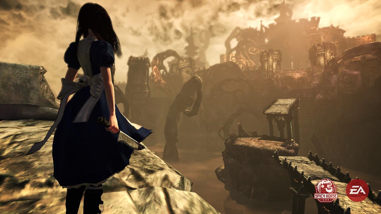 Photo of EA revela Alice: Madness Returns durante a Comic Con 2010! [X360, PC e PS3]
