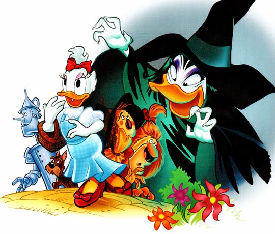 Photo of Histórias do Vol. 08 de Clássicos da Literatura Disney! [O Mágico de Oz] [MdQ]