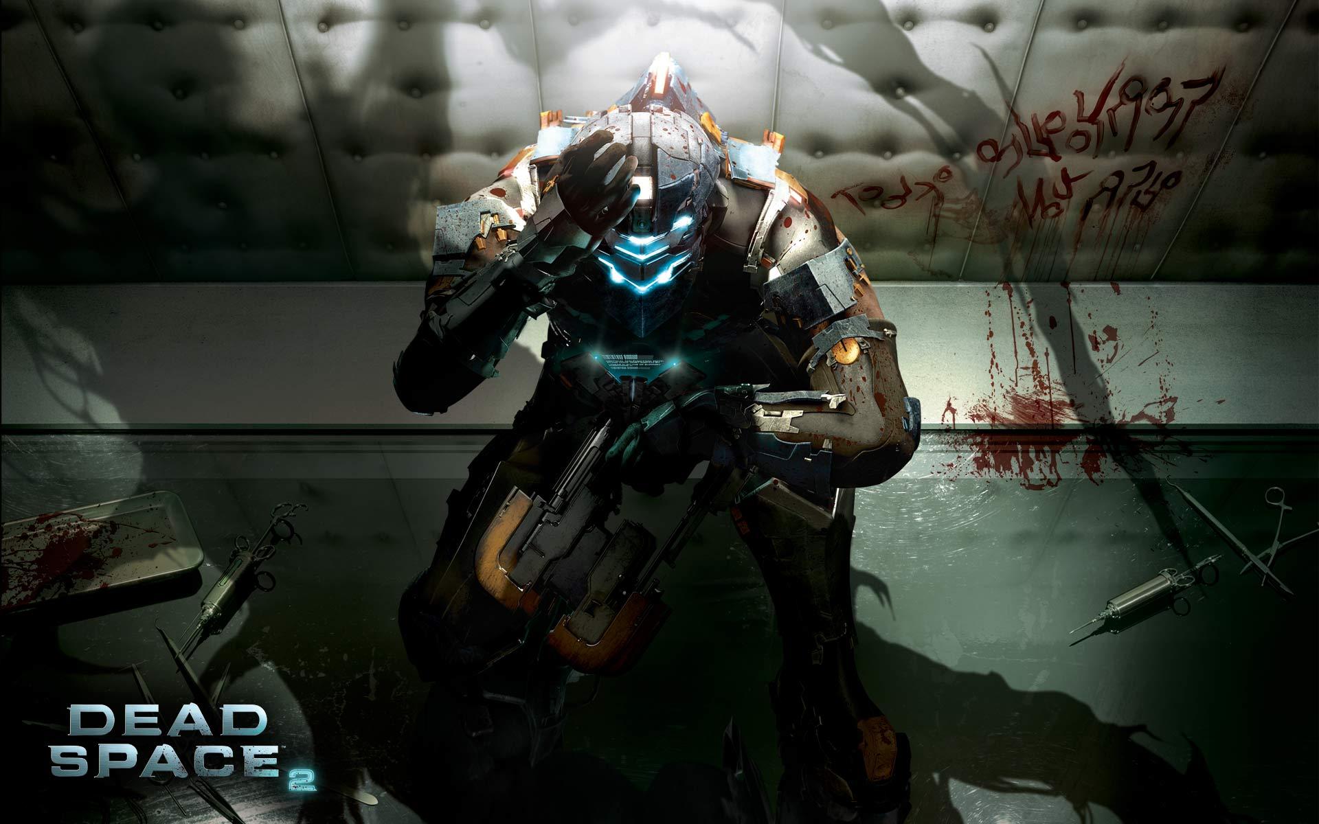 Photo of Muito terror psicológico no novo trailer de Dead Space 2!