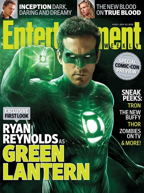 Photo of Cinema: Revelado uniforme do Lanterna Verde! [Post do Recruta]