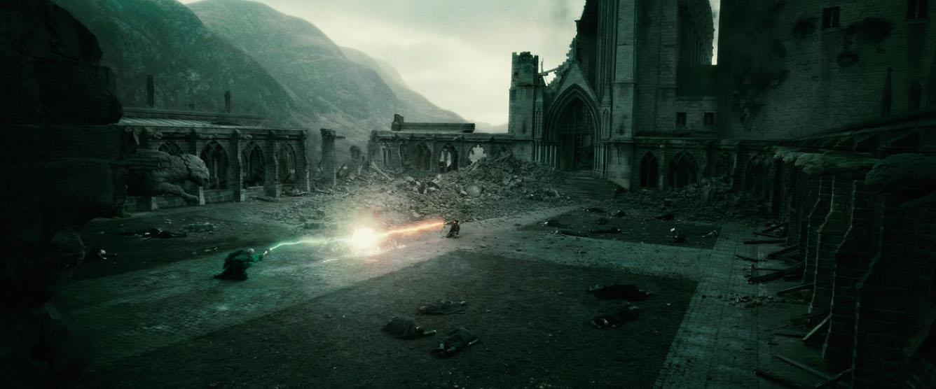 Photo of ÉPICO! Primeiro teaser pôster de Harry Potter e as Relíquias da Morte [Cinema]