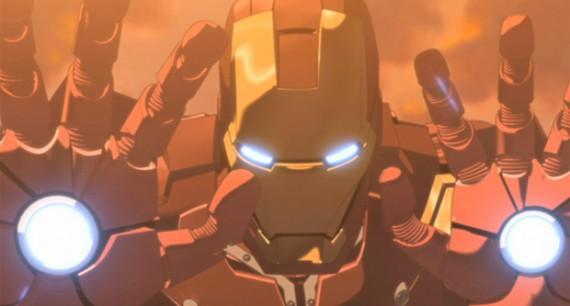 Photo of A Marvel está animadinha com suas animações! Tem anime do Homem de Ferro e cartoon dos Vingadores!