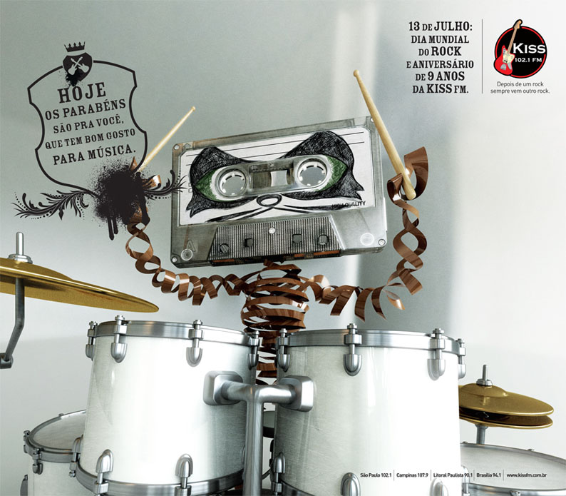 Photo of Dia Mundial do Rock | O Rock N' Roll ainda vive no Brasil?!