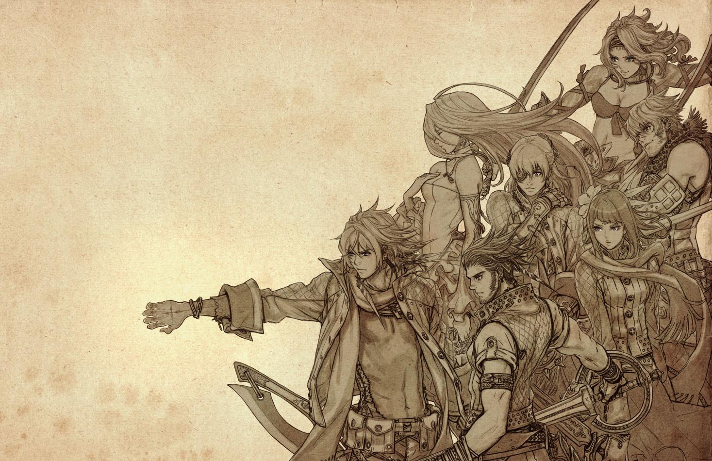 Photo of The Last Story é um RPG épico! Primeiro Trailer do jogo!