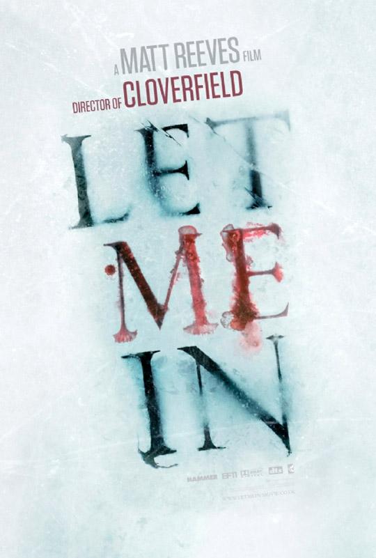 Let Me In - pôster 4