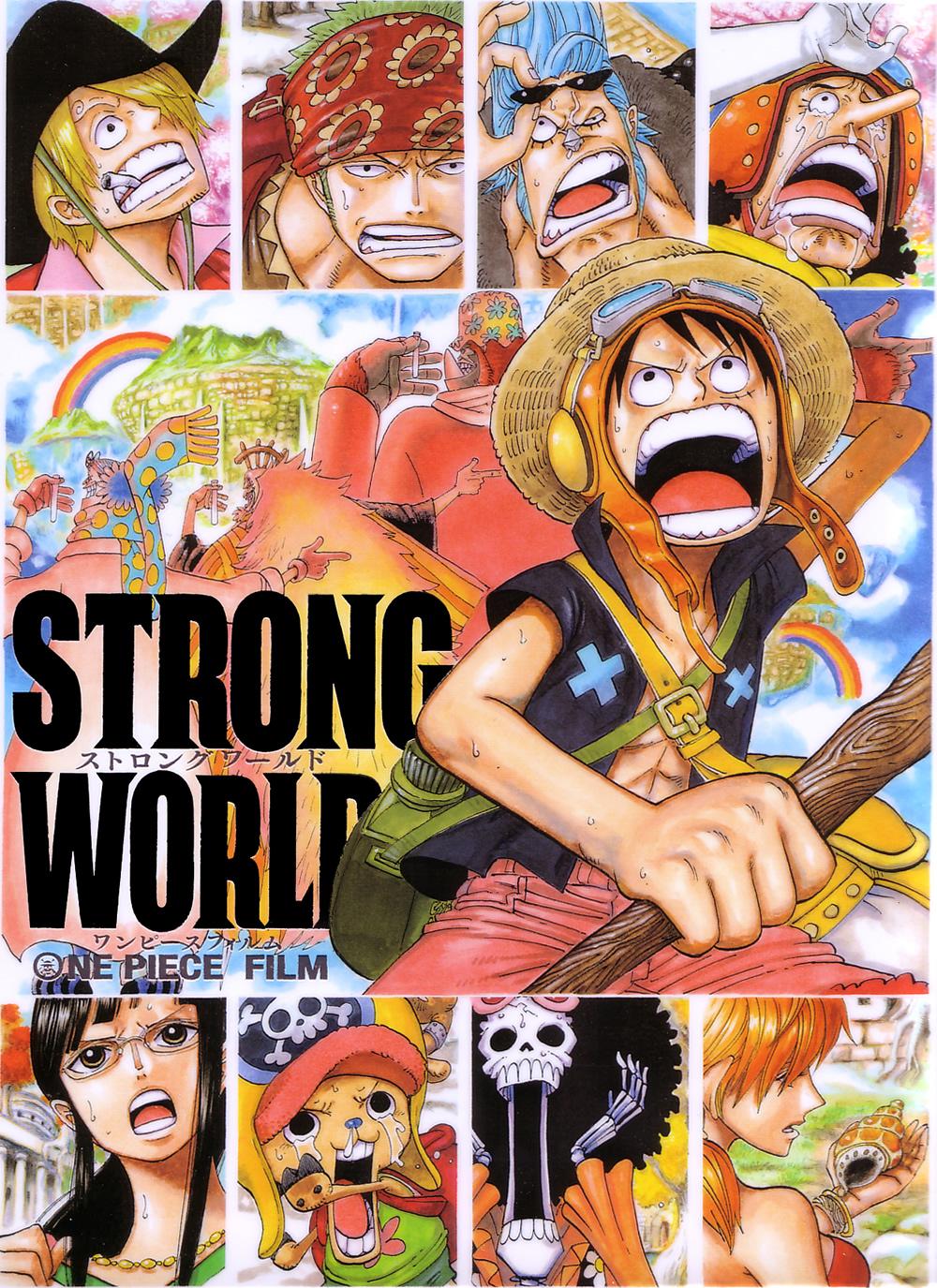 Photo of One Piece: Strong World! Somente o melhor filme de animê que já vi na minha vida! [Impressões]