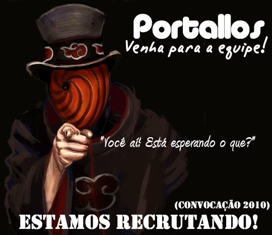 Photo of Bastidores: Recrutamento Portallos 2010! Informações para participação e as regras!