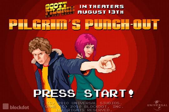 Photo of Pilgrim's Punch-Out – Jogo grátis de Scott Pilgrim na iTunes! [iPhone/iPod Touch/iPad]