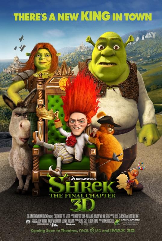 Photo of Crítica | Shrek Para Sempre – Eu Fui!