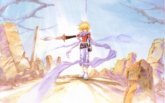 Photo of Wallpaper do dia: Tales of Destiny 2!