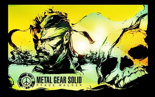 Photo of Wallpaper do dia: Metal Gear Solid: Peace Walker!