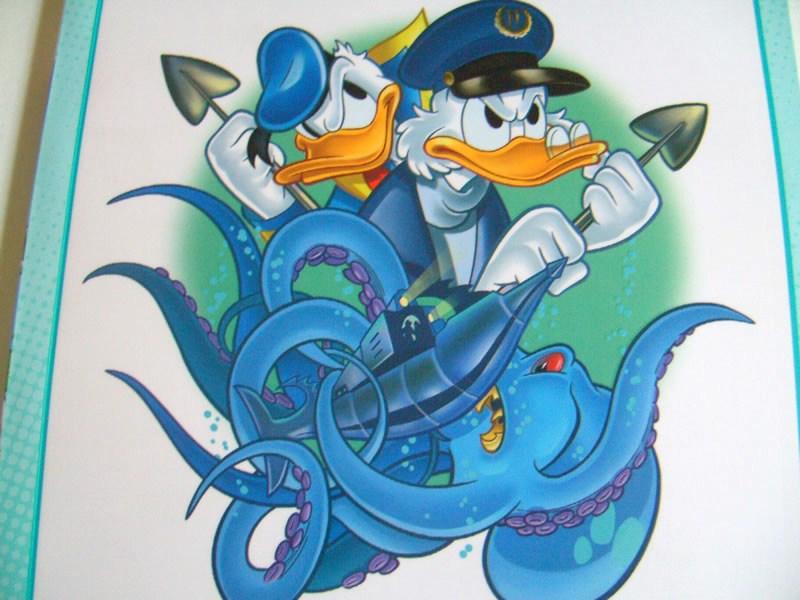 Photo of Clássicos da Literatura Disney Vol. 12 já nas bancas! [20.000 Léguas Submarinas]