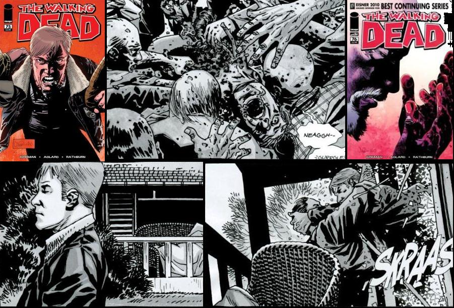 Photo of Os Mortos-Vivos/ The Walking Dead: Intervenções, novas confissões e… Davidson? [Edições #75-76][MdQ]